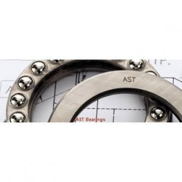 AST 51106 thrust ball bearings