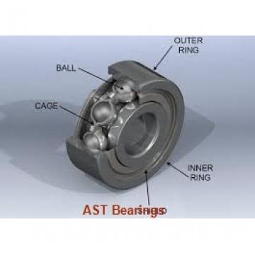 AST SR4ZZ deep groove ball bearings