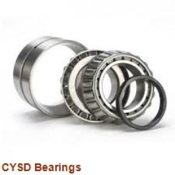100 mm x 180 mm x 46 mm  CYSD NU2220E cylindrical roller bearings