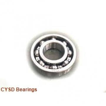 25,4 mm x 50,8 mm x 9,525 mm  CYSD R16 deep groove ball bearings