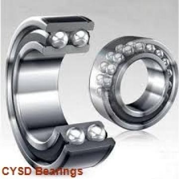 100 mm x 150 mm x 24 mm  CYSD 7020DF angular contact ball bearings
