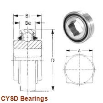 85 mm x 180 mm x 41 mm  CYSD 6317-2RS deep groove ball bearings
