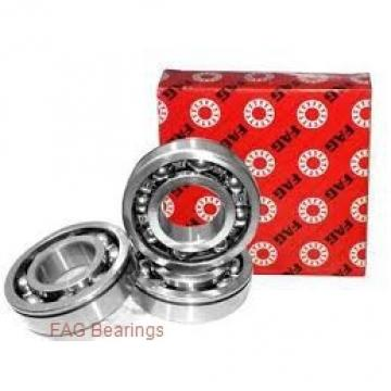 45 mm x 80 mm x 26 mm  FAG 33109 tapered roller bearings