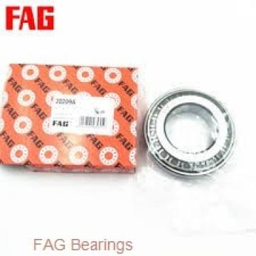 100 mm x 150 mm x 22,5 mm  FAG BSB100150-T thrust ball bearings