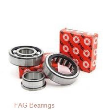 70 mm x 125 mm x 24 mm  FAG B7214-C-2RSD-T-P4S angular contact ball bearings